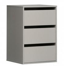 Starlet Plus - Zásuvky do skrine 51 cm (pre STPS124E1) (sivá)