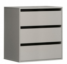 Starlet Plus - Zásuvky do skrine 99 cm (pre STPS124E1) (sivá)