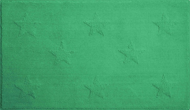 Starlets - Kúpeľňová predložka 60x90 cm (mätová)