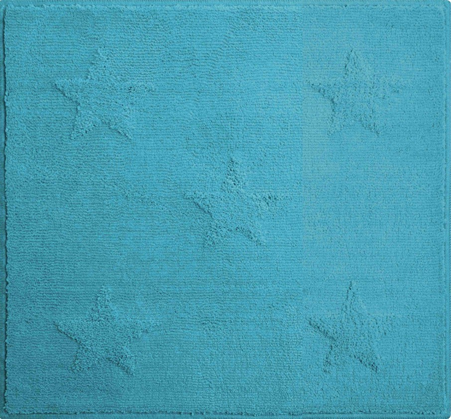 Starlets - Malá predložka 50x50 cm (aqua)