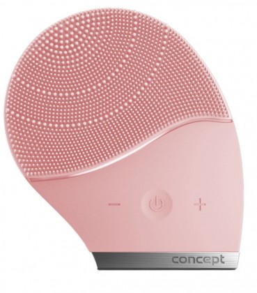 Starostlivosť o pleť Čistiaca sonická kefka na tvár Concept SK9002, pink