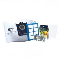 Starter Kit 4xsáček, 1xfilter, 4xvonný sáčok, 1xmotorový filter