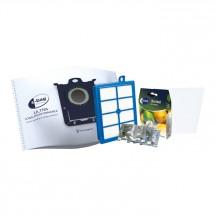 Starter Kit (4xsáček, 1xfilter, 4xvonný