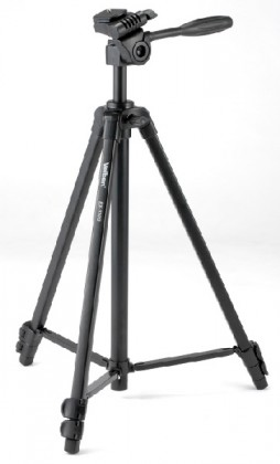 Statív Velbon EX-330Q - vrátane pákovej hlavy s rýchloupínaním (QB-32)