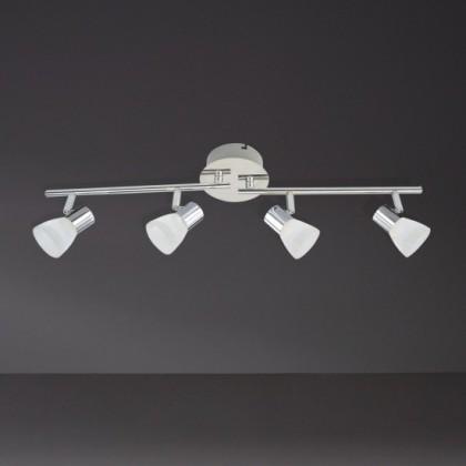 Steele - Stropné osvetlenie, LED (chróm)