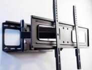 Stell SHO 3610BK - Výsuvný TV držiak, nosnosť 50kg