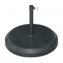 Stojan na slnečník, betón 20 kg (antracit)