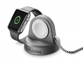 Stojan s bezdrôtovým nabíjaním na Apple Watch