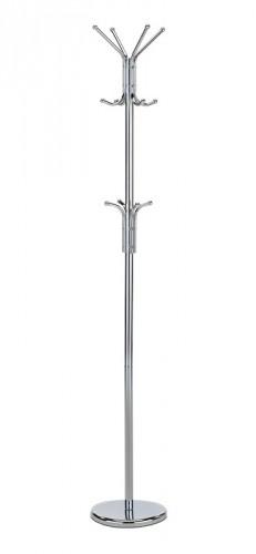 Stojanový vešiak - SV 09, 180 cm (chróm, kov)