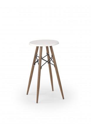 Stolička Acord - Jedálenská stolička (biela)