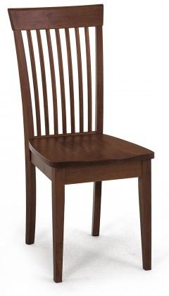 Stolička BRANDO(kaučukovník, morenie orech)