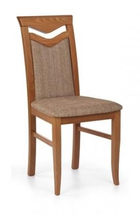 Stolička Citróny - Jedálenská stolička, buk (čerešňa antik/svetlo hnedá)
