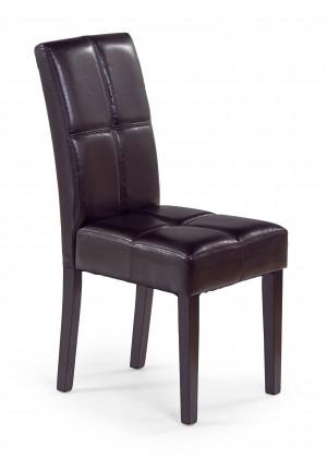 Stolička Dante (wenge/tmavě hnedá)