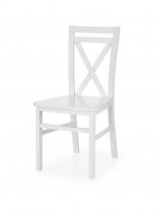 Stolička Dariusz 2 - Jedálenská stolička (biela)