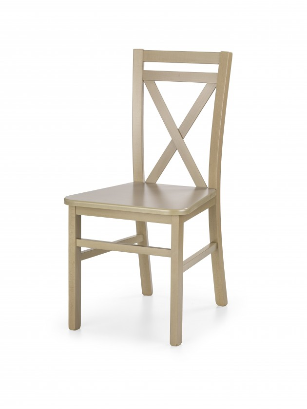 Stolička Dariusz 2 - Jedálenská stolička (dub sonoma)