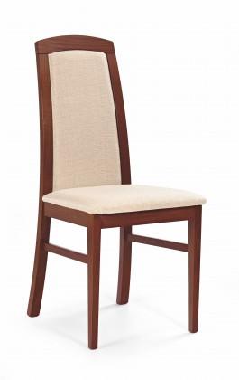 Stolička Dominik - Jedálenská stolička (svetlo hnedá, čerešňa)