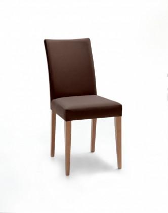 Stolička Fernanda (dub / látka antara tmavo hnedá)