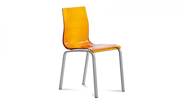 Stolička GEL-R - Jedálenská stolička