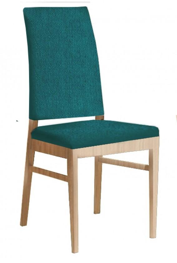 Stolička Genosa  (dub/orion morská zeleň)