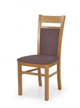Stolička Gerard 2 - Jedálenská stolička (tmavo hnedá, jelša)