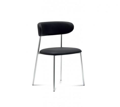 Stolička Jedálenská stolička Anais čierna
