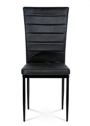 Stolička Jedálenská stolička Borge čierna