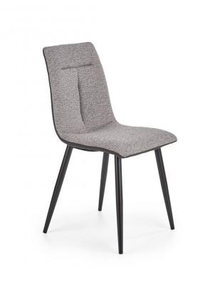Stolička Jedálenská stolička Celina sivá