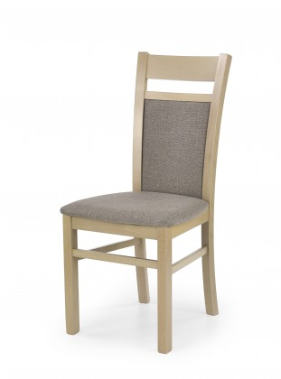 Stolička Jedálenská stolička Gerard 2 (svetlo hnedá, dub sonoma)