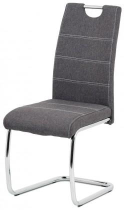 Stolička Jedálenská stolička Grove sivá