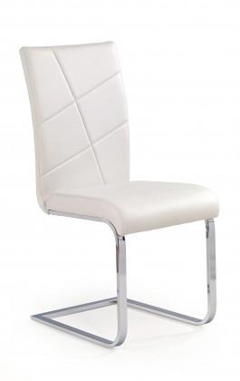 Stolička Jedálenská stolička K108 biela