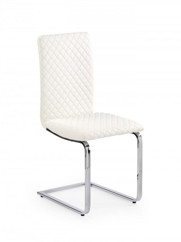 Stolička Jedálenská stolička K131 biela