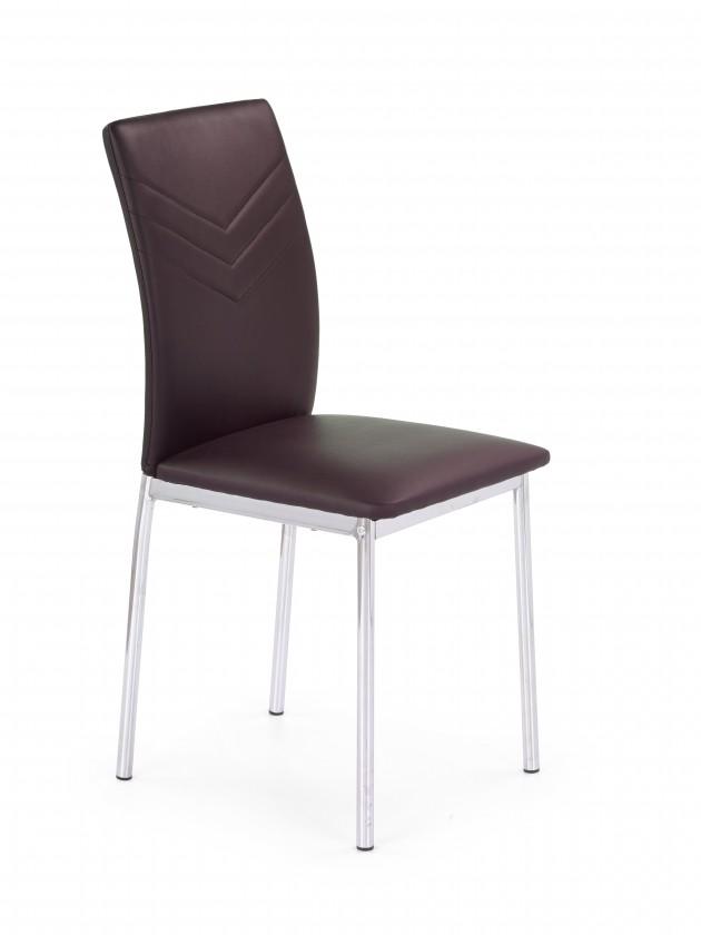 Stolička Jedálenská stolička K137 hnedá