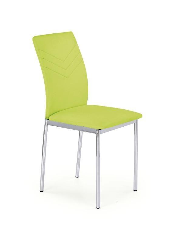 Stolička Jedálenská stolička K137 zelená