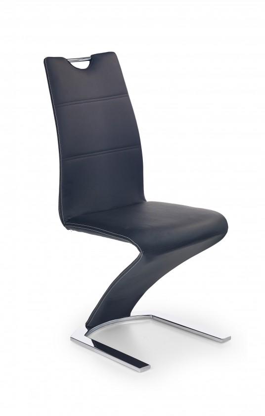 Stolička Jedálenská stolička K188 čierna