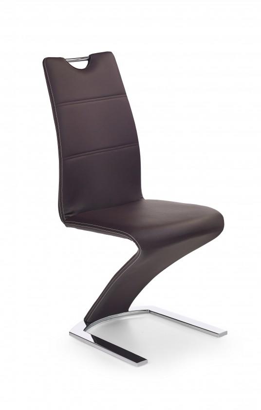 Stolička Jedálenská stolička K188 hnedá