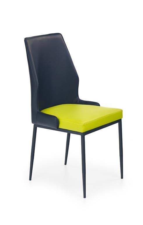 Stolička Jedálenská stolička K199 zelená