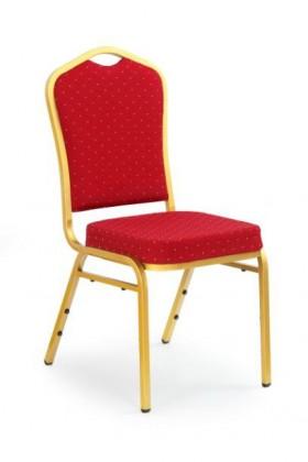 Stolička Jedálenská stolička K66 červená