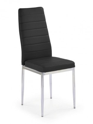 Stolička Jedálenská stolička K70C čierna