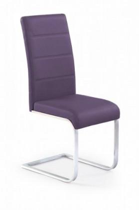 Stolička Jedálenská stolička K85 (fialová)