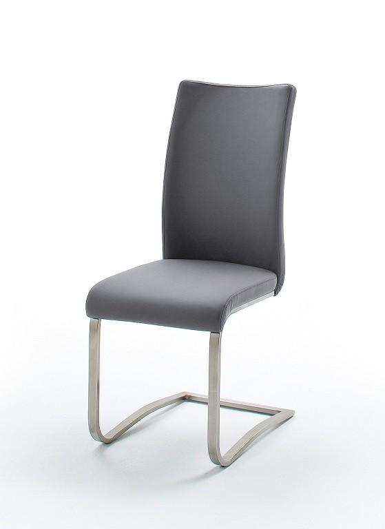 Stolička Jedálenská stolička Lucile sivá