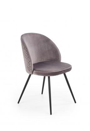Stolička Jedálenská stolička Malena sivá