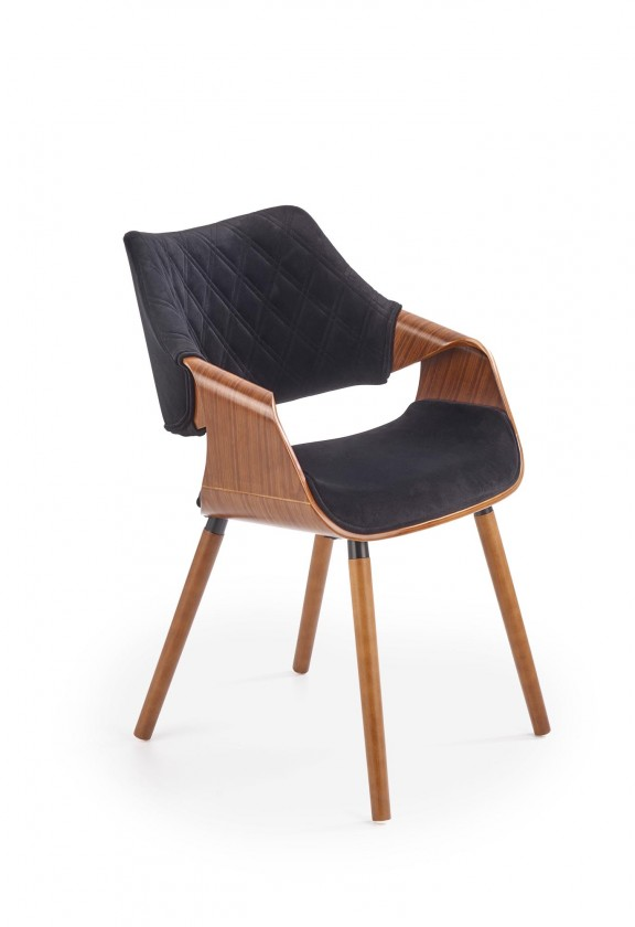 Stolička Jedálenská stolička Manza čierna