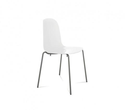 Stolička Jedálenská stolička Playa biela