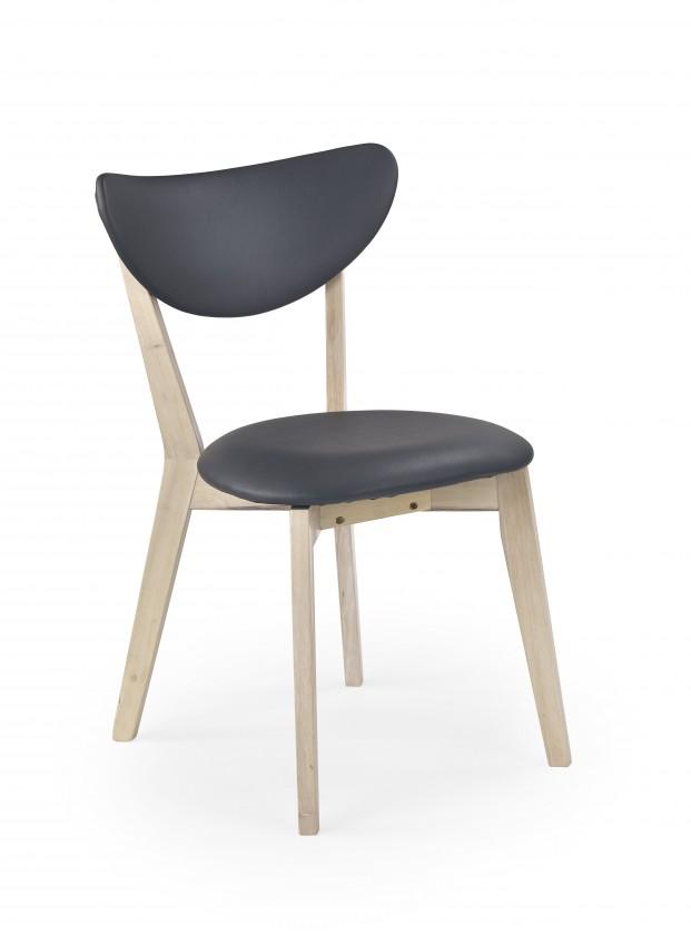 Stolička Jedálenská stolička Polo sivá