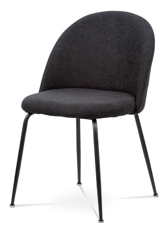 Stolička Jedálenská stolička Prudence (čierna)