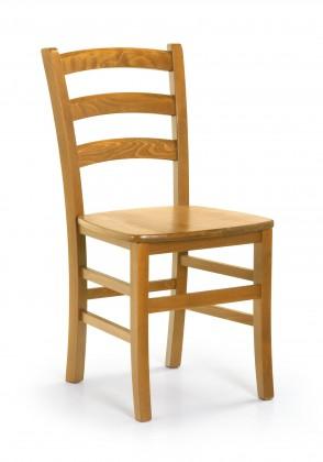 Stolička Jedálenská stolička Rafo jelša