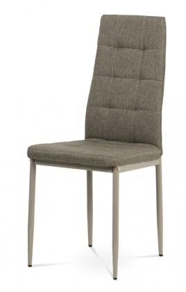 Stolička Jedálenská stolička Rombo (sivá)