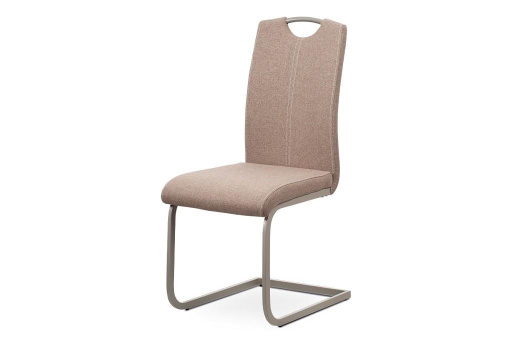 Stolička Jedálenská stolička Sway krémová/lanýžová