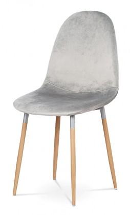Stolička Jedálenská stolička Tichuana (sivá)