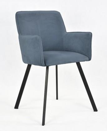 Stolička Jedálenská stolička Vian sivá